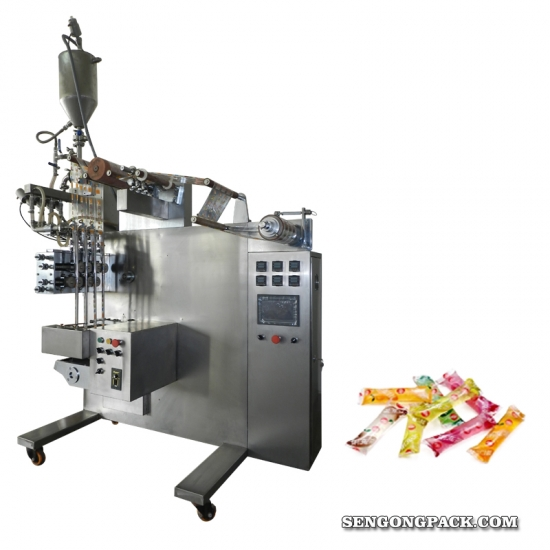Thick Liquid Spices Packaging Machine
